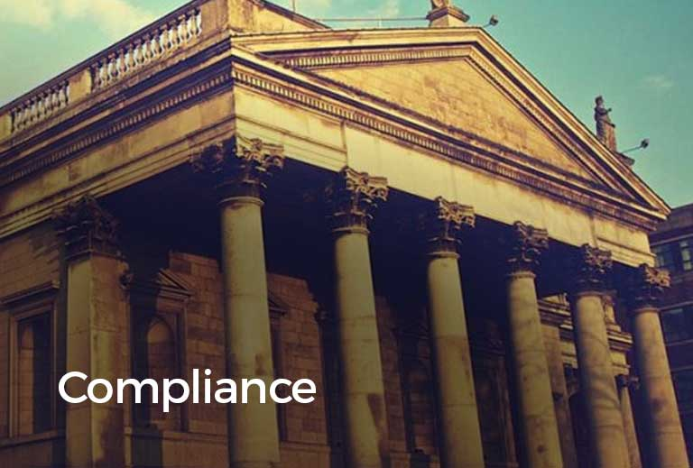 regulatory compliance solution offers comprehensive functionalities