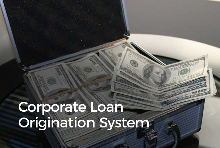 simplifies the process of loan origination